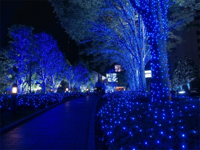 Christmas in Tokyo