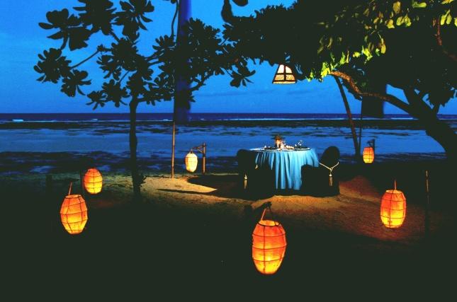 GHB-Romantic Dinner