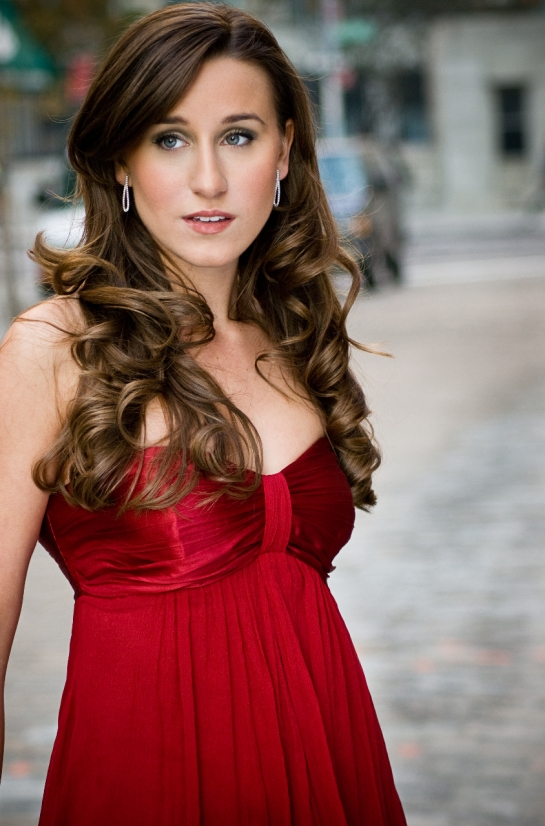 Lauren Jelencovich, Soprano Enchantress