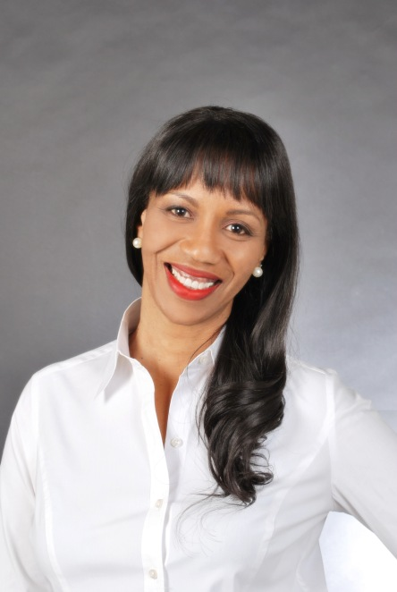 "Haircare Entrepreneur Ms. Nadine ""Hair Doc"" Branch, Owner, Nadine's World"