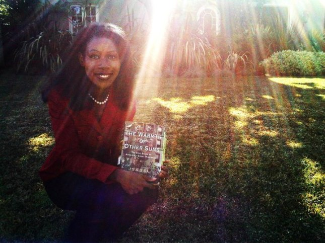 "Isabel Wilkerson and her masterpiece, ""The Warmth of Other Suns"""