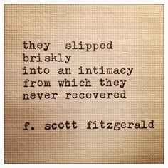 F.Scott Quote