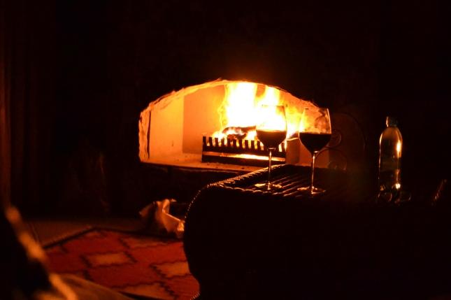 fire tonight
