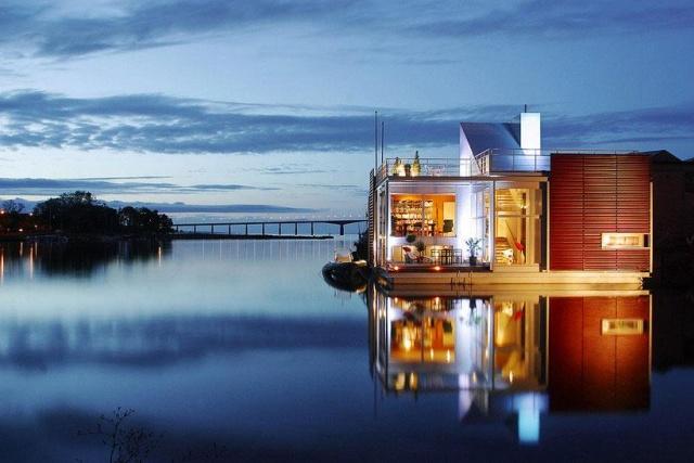 villa nackros by Strindberg Arkitekter