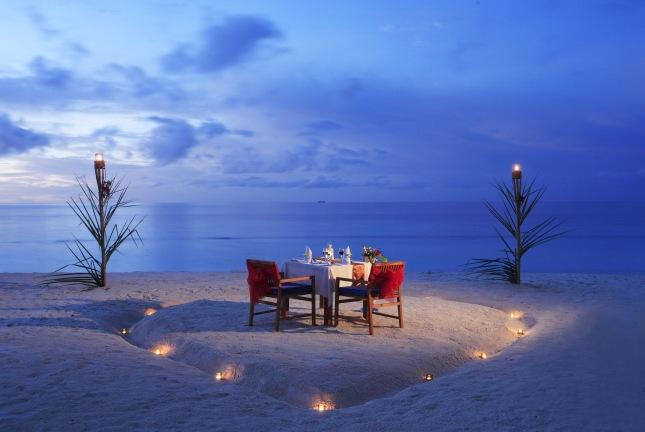 Island picnic