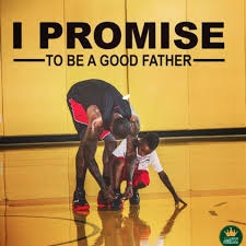 "LeBron ""King"" James . . . fathering like a champion"