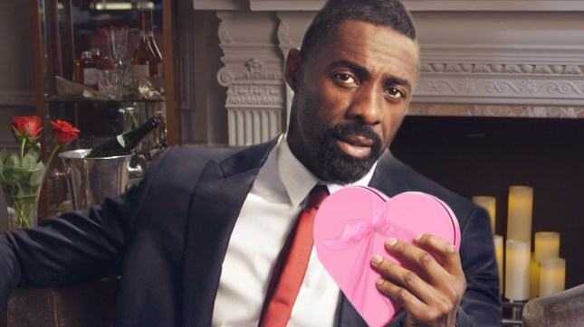 The Incomparable, Romantic Thespian, Idris Elba